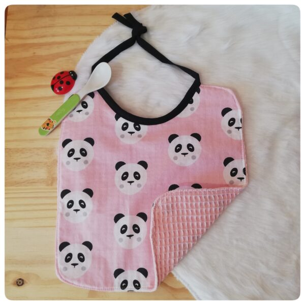 bavoir panda